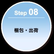 Step 08-梱包・出荷