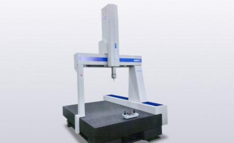 最新型三次元測定機